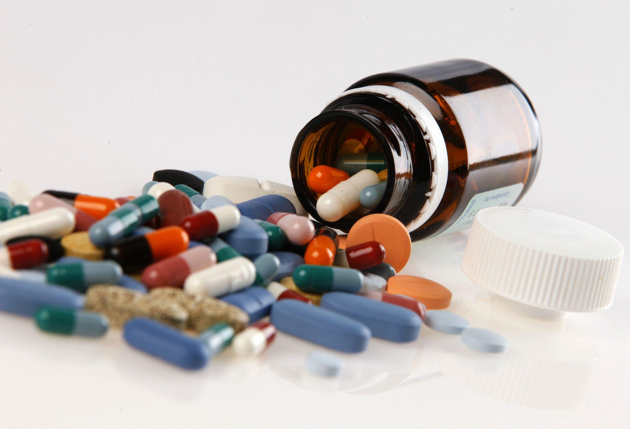 Капсулы с пребиотиками