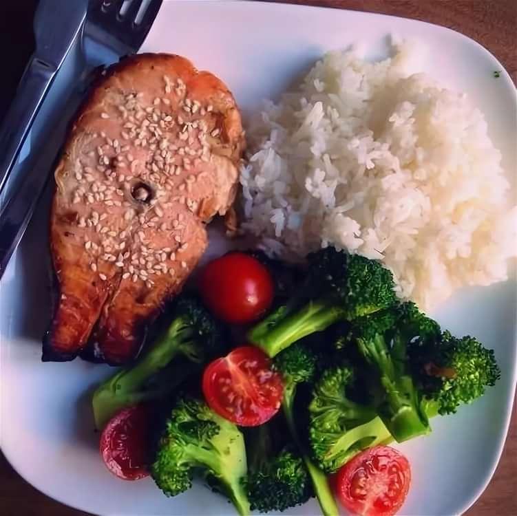 Правильный ужин